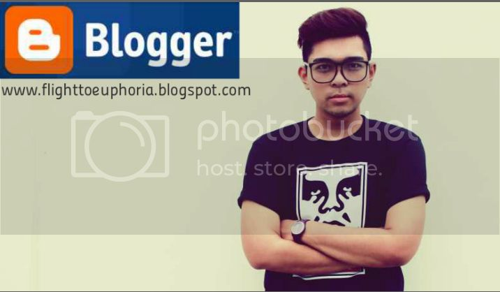 BLOGGER, www.flighttoeuphoria.blogspot.com